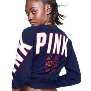 Victoria's Secret Pink Perfect Crewneck Sz L
